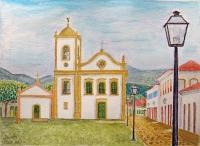 Paraty Igreja de Santa Rita