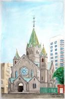 Igreja Sta.Efigenia - São Paulo