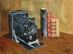 Camera e Livros