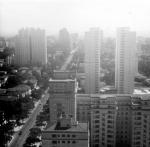 Avenida Paulista - sentido Consolação (1960)