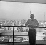 Avenida Paulista - sentido Pç.Osvaldo Cruz (1960)
